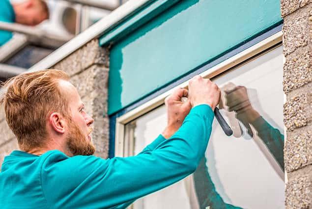 glaszetter groningen raam plaatsen